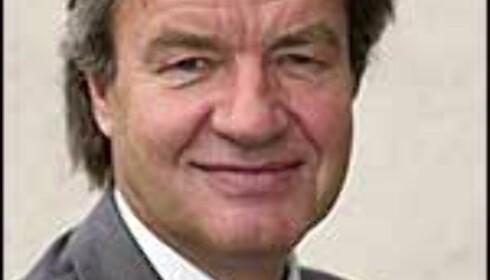 Administrerende direktør Bjørn Kjos i Norwegian. Foto: Norwegian