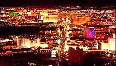 Bli høy i Las Vegas