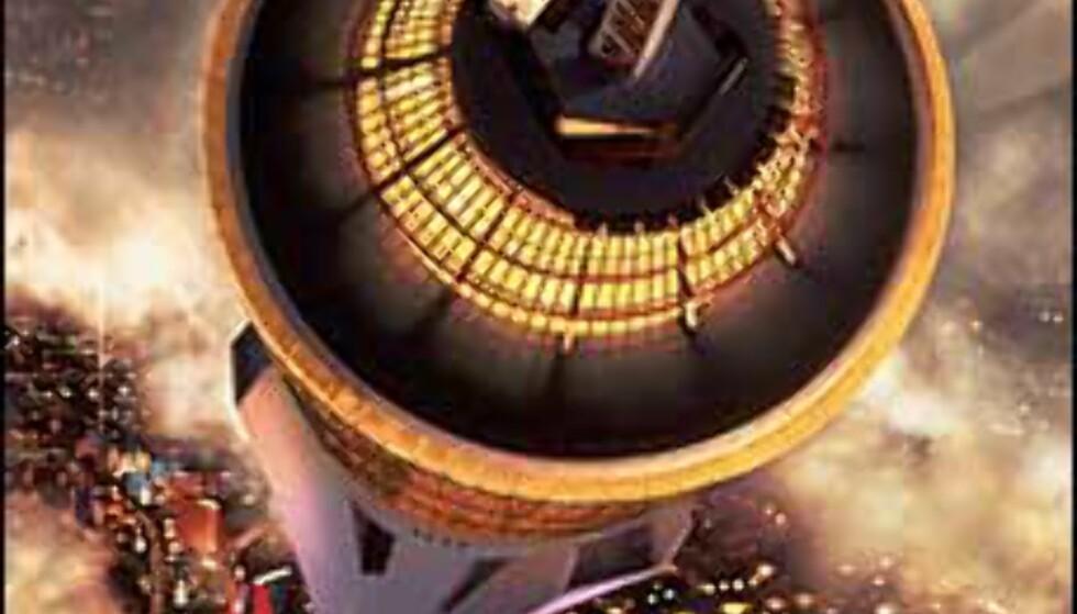 Stratosphere Tower har både Big Shot og High Roller på toppen. Illustrasjon: Stratosphere Tower Foto: Stratosphere Tower