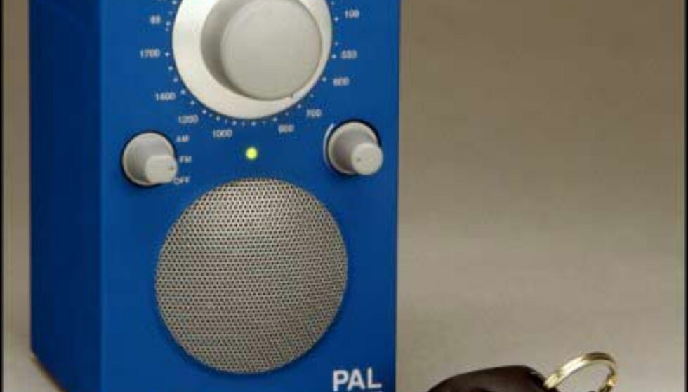 Bærbare PAL (Portable Audio Laboratory) 3 1/2 times ladning gir 18 timers avspilling.   Pris = 1.590.-  NB: Ikke for salg før om noen uker.