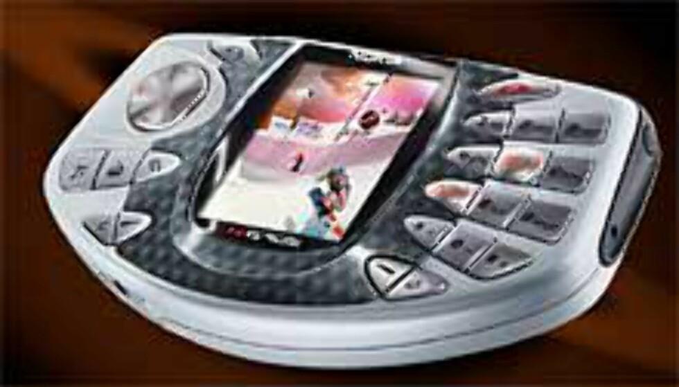 Slik blir Nokias spillmobil