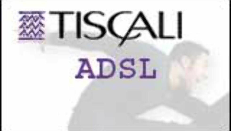 Tiscali med billigere ADSL