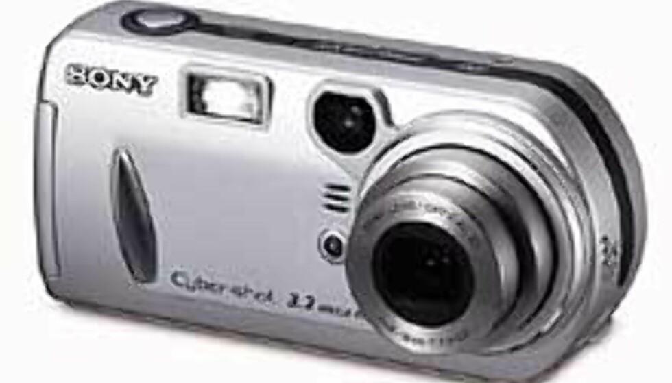 Sony oppgraderer sine kameraer