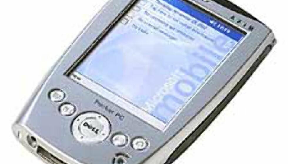 Dell med billige PDAer