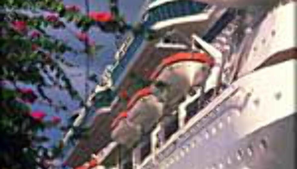 Illustrasjonsfoto. Skipet på bildet har ingen sammenheng med cruisebåten i saken.
