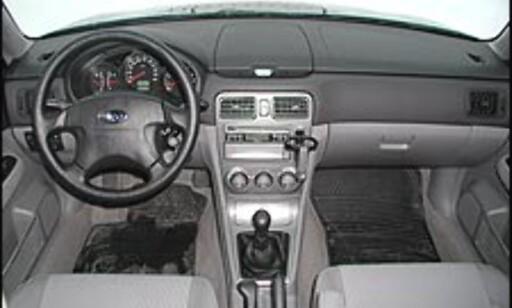 image: 3. Subaru Forester: Den konservative