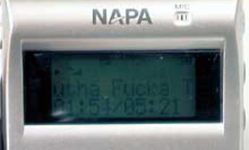 image: Napa PA11