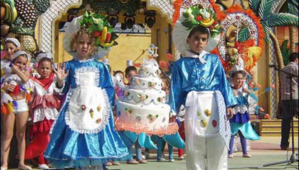 Nusselige små. Foto: http://www.laspalmascarnaval.com/