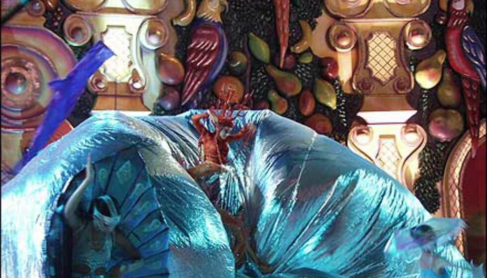 Show flere dager til ende. Foto: http://www.laspalmascarnaval.com/