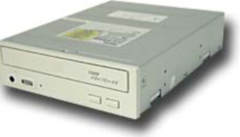 TEST: Benq CRW 4816A/P 48x brenner