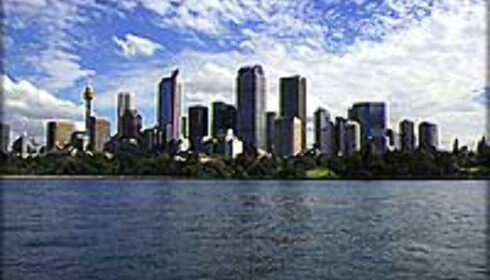 Sydney og Australia kan by på mange fristelser.<br /> <I>Foto: Kirsti van Hoegee</I>