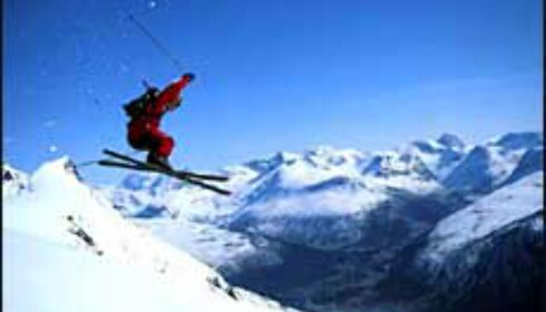 Heftige skiopplevelser i Narvik. Foto: narvikinfo.com