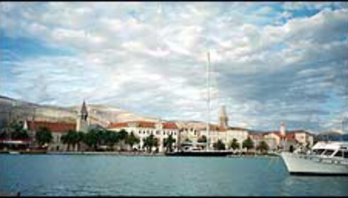 Kroatias kyst våkner til liv igjen. Foto: Kroatias Ambassade
