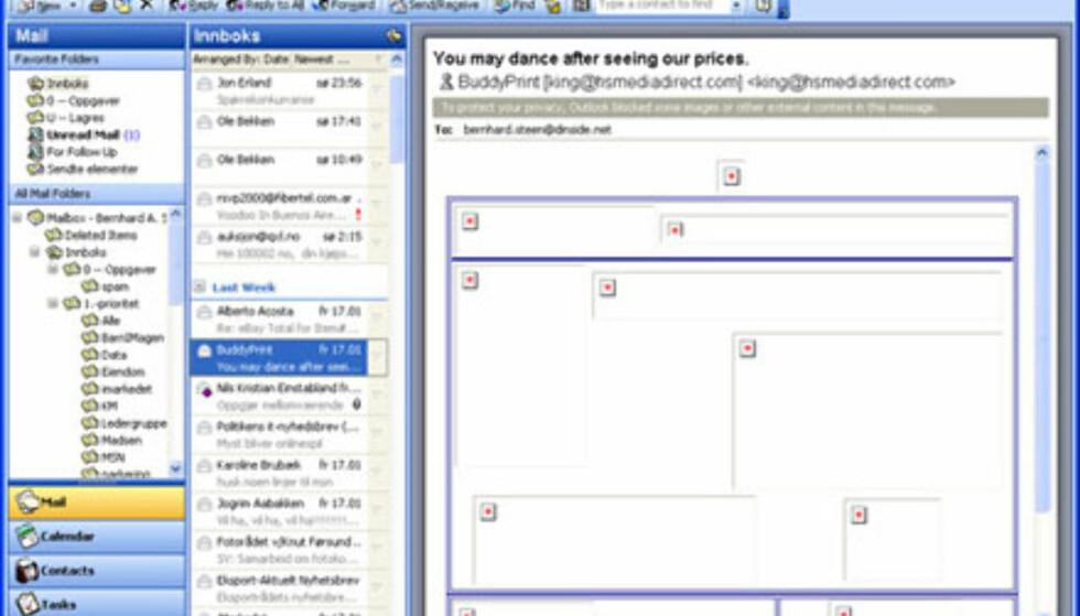 Forhåndstitt: Microsoft Outlook 11