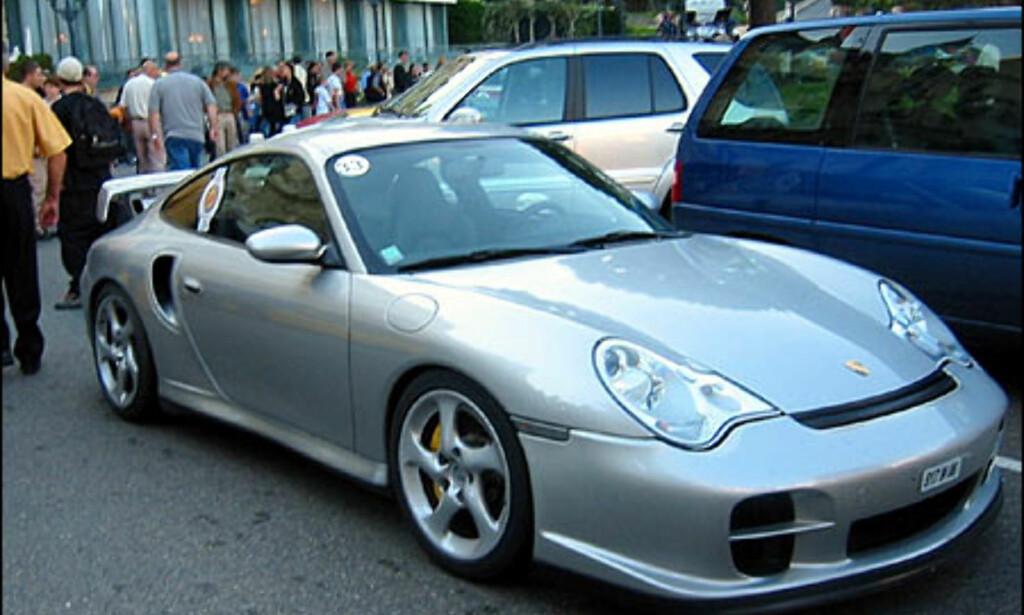 Porsche GT2. (FOTO: Birger Heigre)