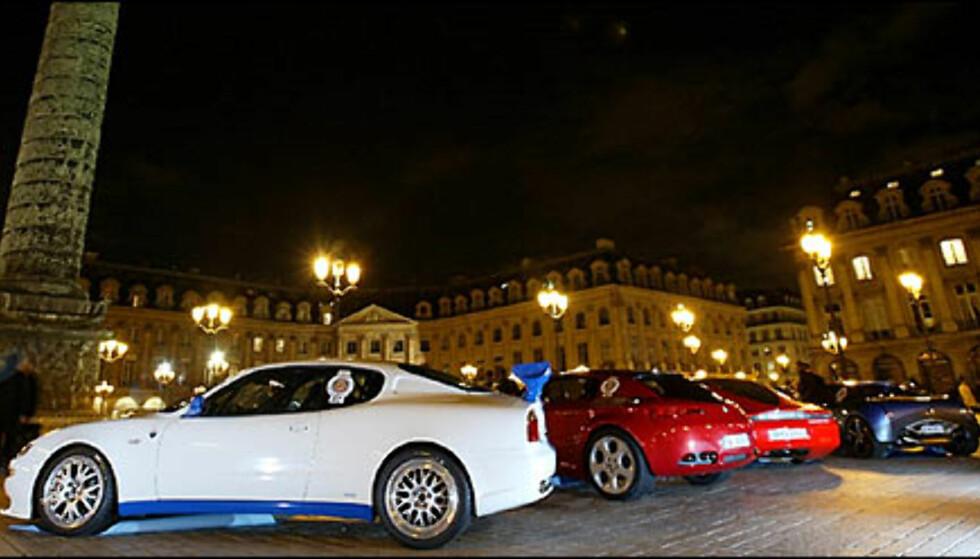 Maserati Coupe. (FOTO: Birger Heigre)
