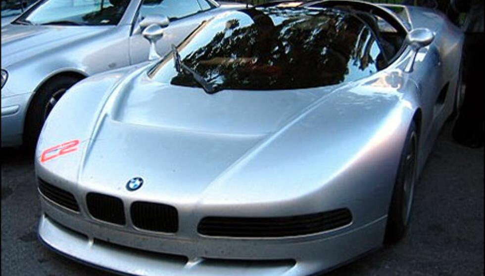 BMW C2. (FOTO: Birger Heigre)