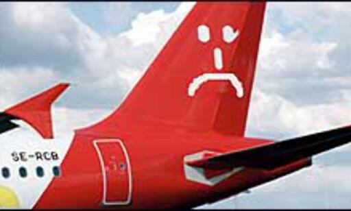 Alle tegn tilsier at Goodjet går konkurs en av de nærmeste dagene. Illustrasjonsbilde