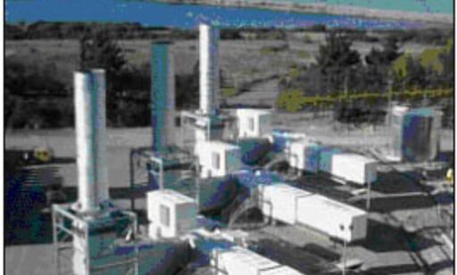 Slik skal de midlertidige gasskraftverkene se ut (foto: Statnett).