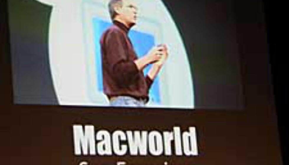 Rapport fra MacWorld