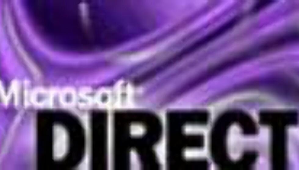 DirectX 9 skal gi bedre spill og multimedia