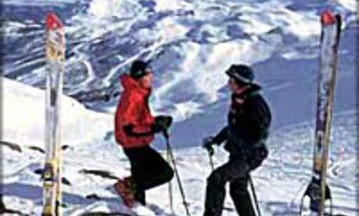 Hemsedal Skisenter er mest pop. Foto: Ski Hemsedal Foto: Ski Hemsedal