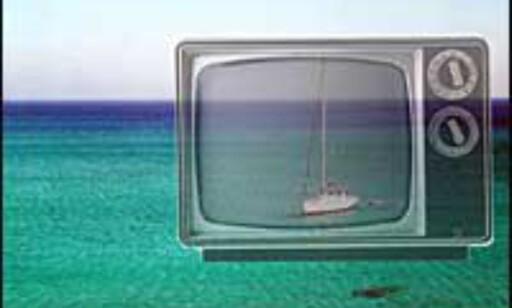 TV-slave, selv på ferie?