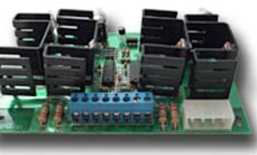 image: Full kontroll av opptil 4 PC-vifter
