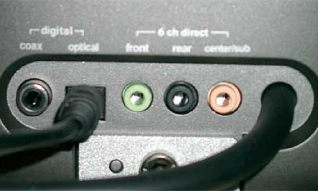 image: Logitech Z-680: Herlig hjemmekinolyd for rimelig penge