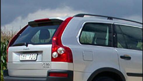 Volvo blir opptil 14 prosent billigere