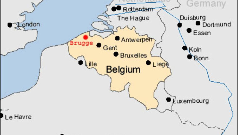 Her er Brugge