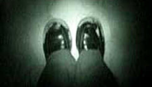 Nattbilder er utvilsomt en kul egenskap. Eksemplet over er tatt i stummende mørke,ute blits.
