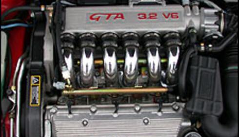 Kjøring av 3.2 GTA