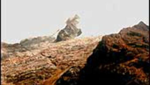 Andesfjellene, 5.000 m.o.h. Illustrasjonsfoto: Dag Scheve Foto: Dag Scheve