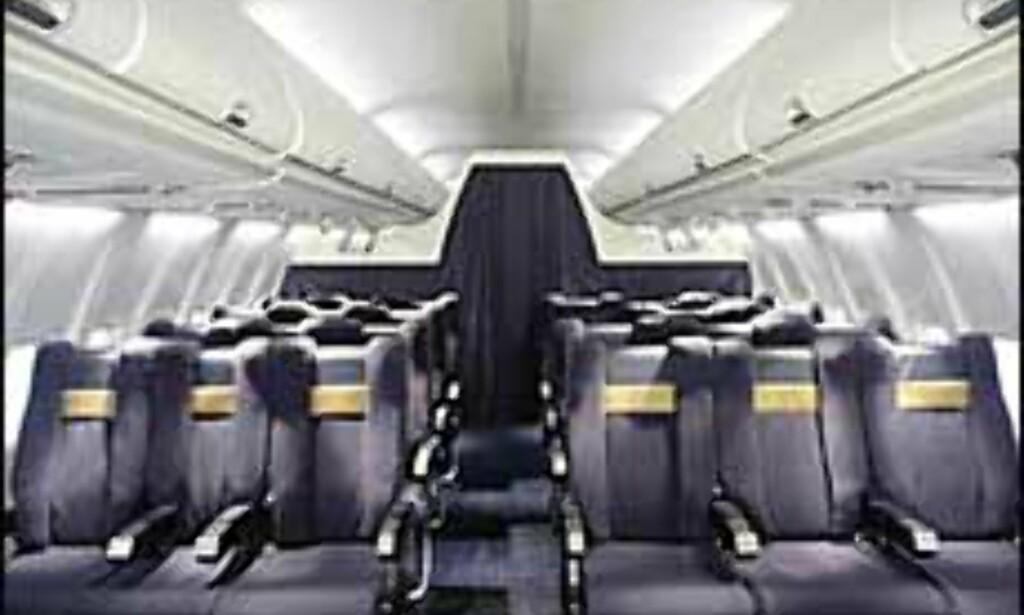 <I>Illustrasjonsfoto: Boeing</I> Foto: Boeing