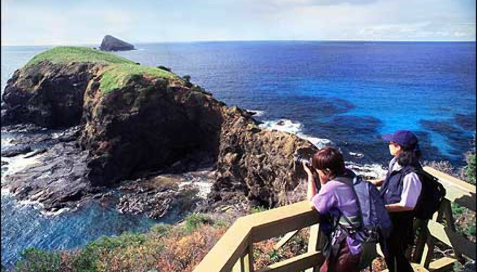 <I>Foto: Grahame McConnell - Lord Howe Island Tourism, Courtesy Tourism New South Wales</I> Foto: Grahame McConnell - Lord Howe Island Tourism, Courtesy Tourism New South Wales