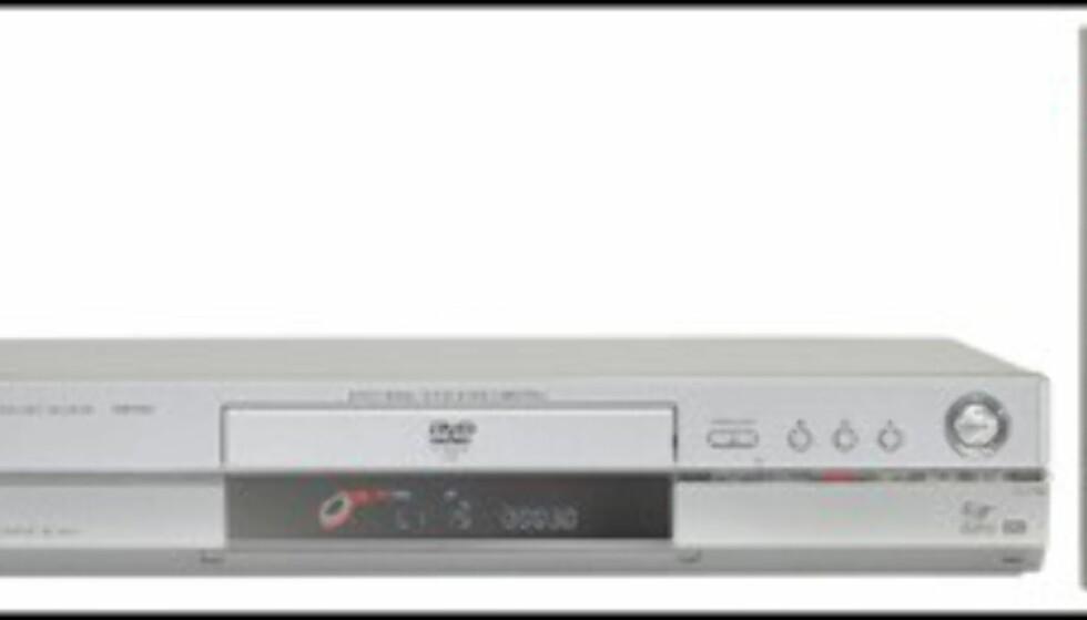 Panasonic DMR-E30  Pris = 550 pund. 4 av 5 stjerner.
