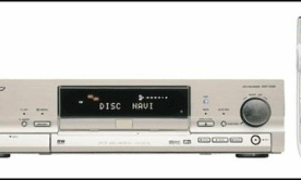 Pioneer DVR-7000  Pris = 1300 pund. 4 av 5 stjerner.