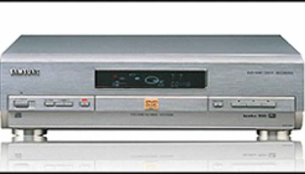 <B>Samsung DVD-R3000</B><br /> <br /> Pris = 1000 pund. 2 av 5 stjerner.