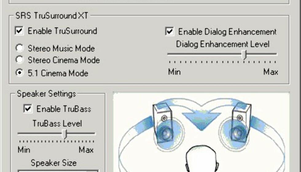 Sonica - surroundlyd i lommeformat