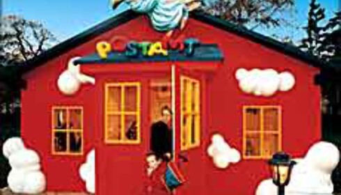 """Juleposten kan sendes fra """"Postkontoret i skyene"""". Foto: Christkindlmarkt.at Foto: Christkindlmarkt.at"""