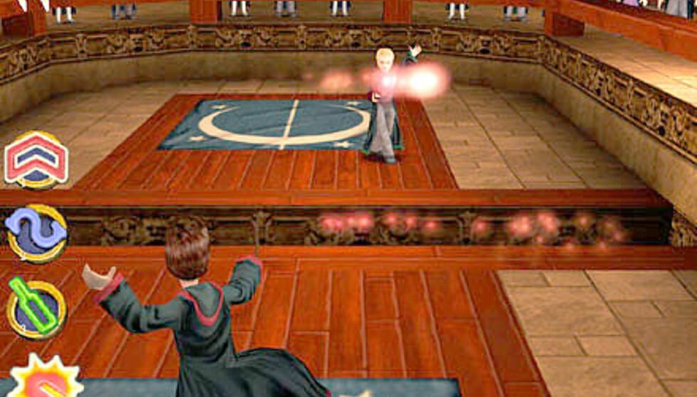 Bilde - Magi-dueller er underholdende