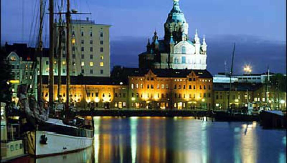 Foto: Comma Pictures/Finlands Turistkontor Foto: Comma Pictures/Finlands Turistkontor