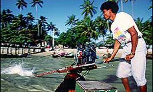 Billig til Thailand, muligens på grunn av myndighetenes reiseadvarsler knyttet til Thailand og Phuket. Illustrasjonsfoto: Gunnar Homdrum Foto: Gunnar Homdrum