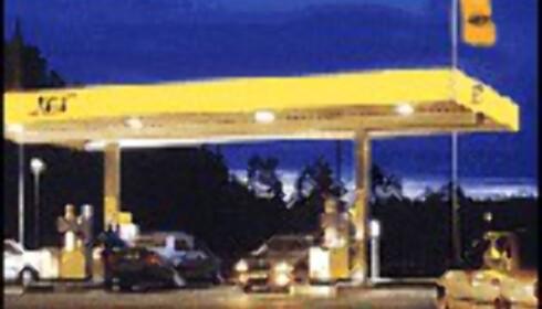 Her får du billigst bensin & diesel