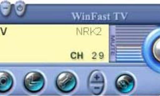 image: Leadtek Winfast TV2000