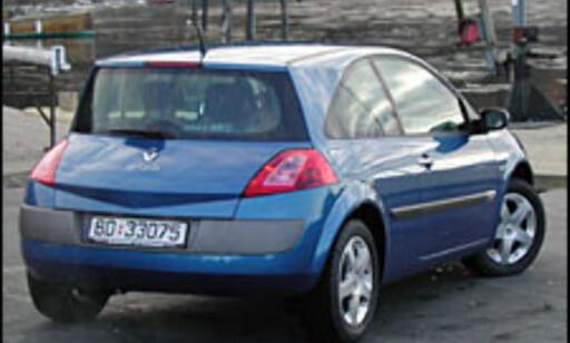 image: Renault Megane ble årets bil 2003
