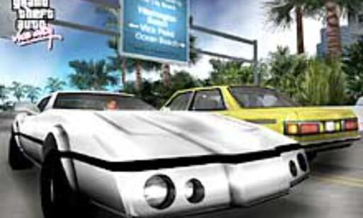 image: GTA: Vice City (PS2)