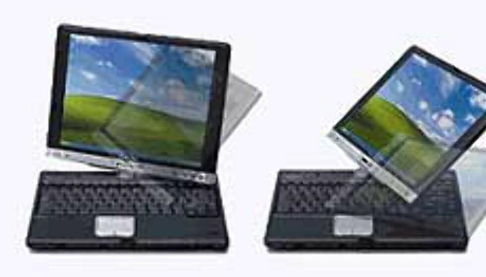 Toshiba lanserer Portégé 3500 Tablet PC
