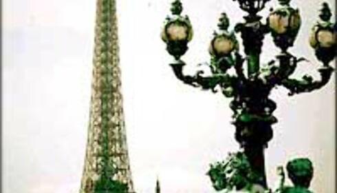 Eiffeltårnet er verdens fremste reisemål. <I>Foto: Jorge Tutor</I> Foto: Jorge Tutor